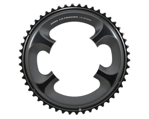 Shimano FC-6800 Chainring (Grey) (110mm BCD) (Offset N/A) (50T)