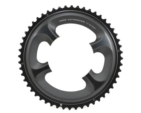 Shimano FC-6800 Chainring (Grey) (110mm BCD) (Offset N/A) (52T)