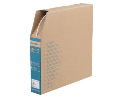 Shimano SP41 Derailleur Housing Box (White) (4mm x 50 Meters)