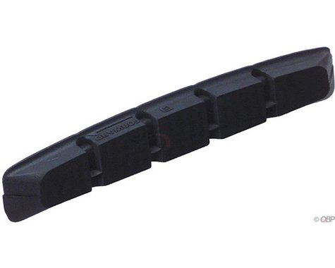 Shimano M70CT4 V-Brake Pad Inserts (Black) (Pair)