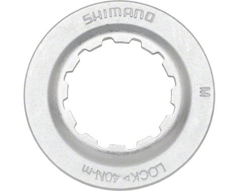 Shimano RT67 Centerlock Disc Rotor Lockring (For 9/10mm Axle Hubs)