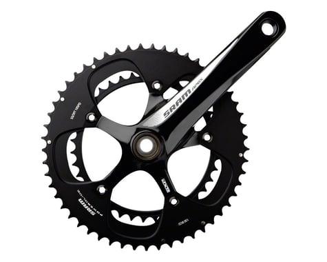 SRAM Apex Crankset (Black) (2 x 10 Speed) (GXP Spindle) (175mm) (50/34T)