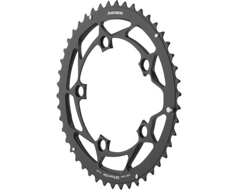 SRAM Force/Rival/Apex 10-Speed Chainring for BB30 Crank (Black) (110mm BCD) (Offset N/A) (46T)