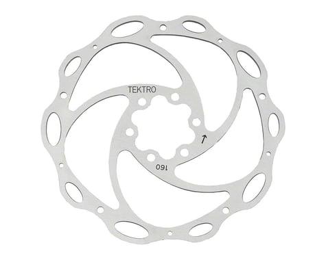 Tektro Lyra Cross Disc Brake Rotor (6-Bolt) (1) (160mm)