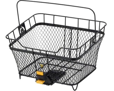 Topeak MTX Rear Basket (Black)