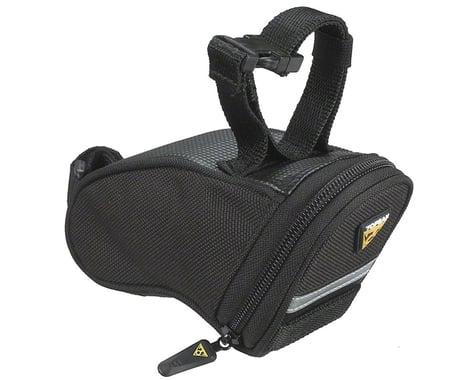 Topeak Aero Wedge Saddle Bag (Black) (Micro)