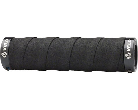 Velo Attune Grips (Black) (Lock-On)