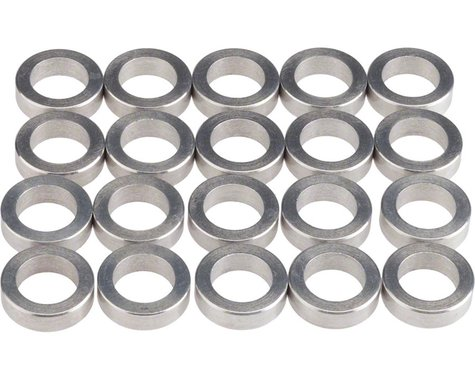 Wheels Manufacturing Aluminum Chainring Spacers (Bag of 20) (3mm)