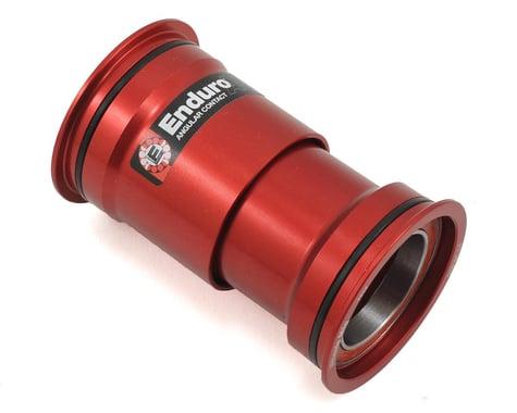Wheels Manufacturing Bottom Bracket (Red) (PF30)