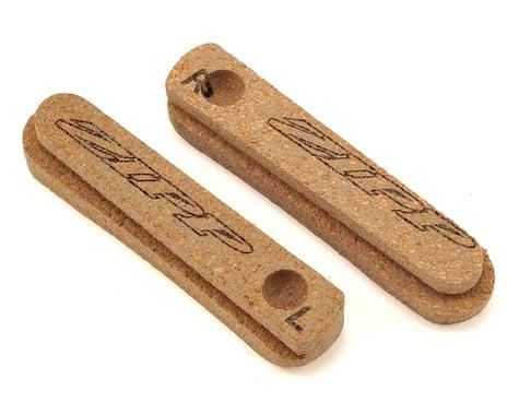 Zipp Tangente High Performance Cork Brake Pads For Sram & Shimano (Pair)