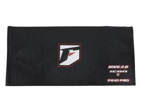 Fantom Team Pit Mat (Black) (61x122cm)