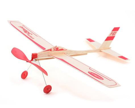 Guillow Strato Streak Glider, Rise Off Ground!