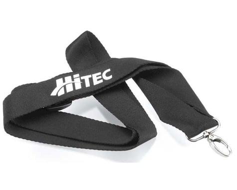 Hitec Black Hitec Logo Neck Strap