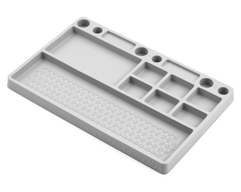 JConcepts Rubber Parts Tray (White)
