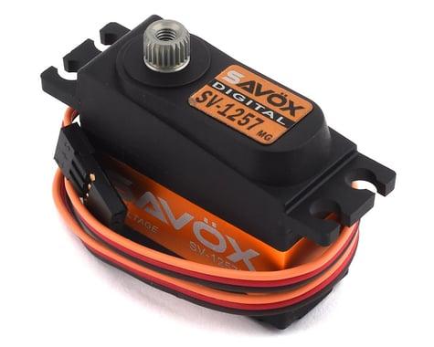 "Savox SV-1257MG ""Hi Speed"" Mini Digital Servo (High Voltage)"