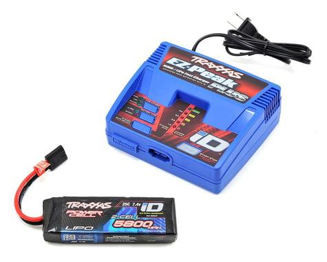 "Traxxas EZ-Peak 2S Single ""Completer Pack"" Multi-Chemistry Battery Charger"