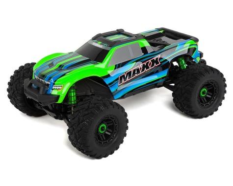 Traxxas Maxx 1/10 Brushless RTR 4WD Monster Truck (Green)